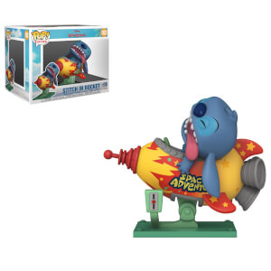 Disney Lilo & Stitch- Stitch sul Razzo Funko Pop! Ride