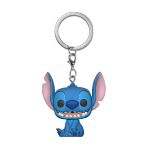Stitch Pop! Keychain