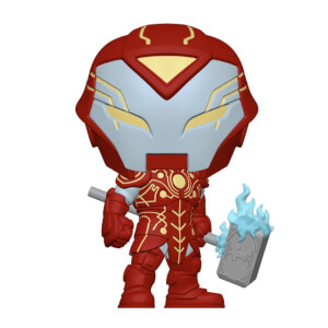 Marvel Infinity Warps Iron Hammer Funko Pop! Vinyl