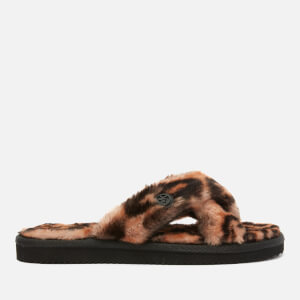 MICHAEL MICHAEL KORS Women's Lala Slippers - Natural