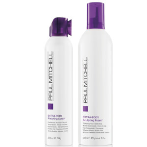 Paul Mitchell Extra Body Styling Set