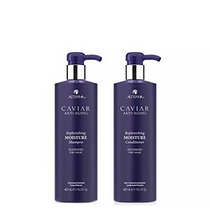 Alterna Caviar Replenishing Moisture Supersize Shampoo and Conditioner