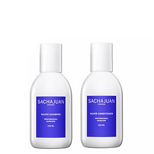 Sachajuan Silver Shampoo and Conditioner (2 x 250ml)