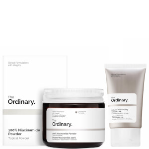 The Ordinary Refine and Hydrate Moisturiser Set