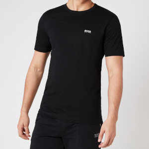 BOSS Athleisure Men's Tee 01 T-Shirt - Black