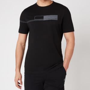 BOSS Athleisure Men's Tee 1 T-Shirt - Black