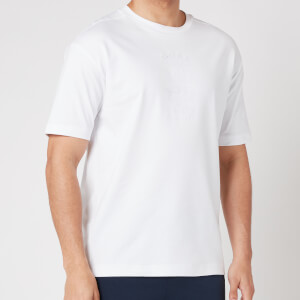 BOSS Athleisure Men's Talboa Multi T-Shirt - White