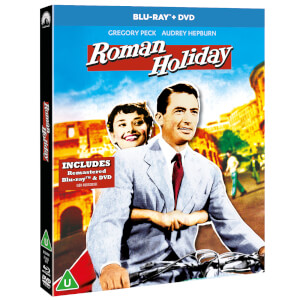 Roman Holiday [Remastered Blu-ray]