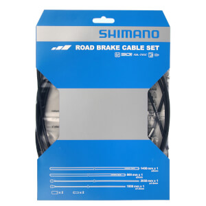 Shimano OPTISLICK Coated Road Brake Cable Set