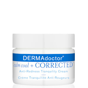 DERMAdoctor Calm, Cool and Corrected Anti-Redness Tranquility Cream 50ml