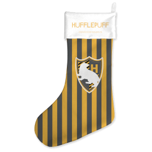 Hufflepuff House Christmas Stocking
