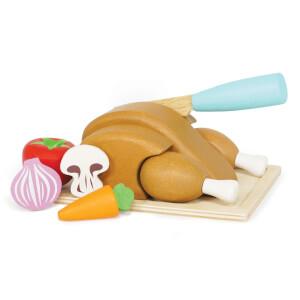 Le Toy Van Honeybake Roast Chicken Set