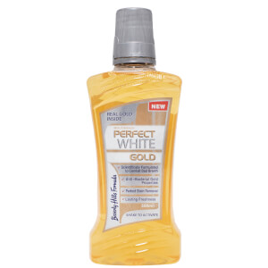 Beverly Hills Formula Perfect White Gold Mouthwash 500ml