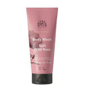 URTEKRAM Dare to Dream Soft Wild Rose Body Wash