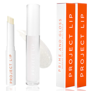 Project Lip XXL Exclusive Prime and Plump Kit (Worth £27.00)
