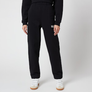 Ganni Women's Software Trackpants - Black