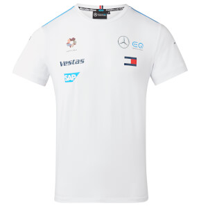 2021 Men's White Team T-Shirt