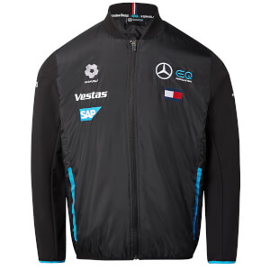 2021 Unisex Black Team Softshell Jacket