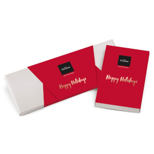 Hotel Chocolat Happy Holidays Sleekster Sleeve