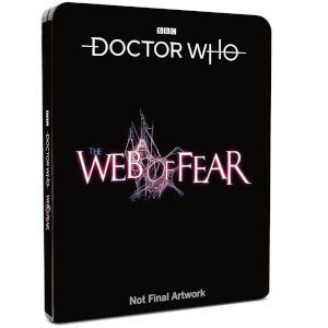 Doctor Who - The Web of Fear - Steelbook de Edición Limitada