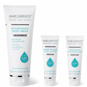 AMELIORATE Nourishing Body Wash and More Trio