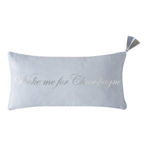 Ted Baker Wake Me Cushion - 30 x 60cm