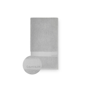 Calvin Klein Tracy Hand Towel - Grey