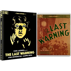 The Last Warning (Masters Of Cinema)