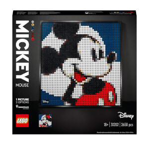 LEGO ART: Disney's Mickey Mouse (31202)