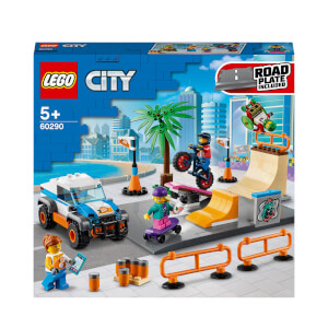 LEGO My City: Skate Park (60290)