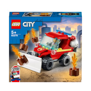 LEGO City: Fire Hazard Truck Toy (60279)