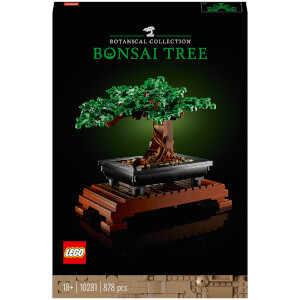 LEGO Creator: Expert Bonsai Tree Set for Adults (10281)
