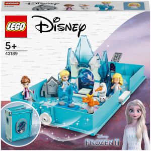 LEGO Disney Frozen 2 Elsa and the Nokk Storybook Set (43189)