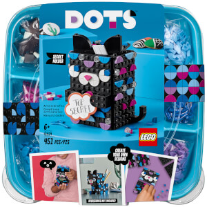 LEGO DOTS: Secret Holder Cat Room Décor Ideas: Set (41924)