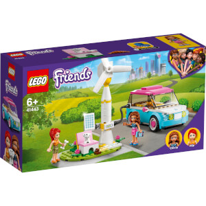 LEGO Friends: Olivia's Electric Car (41443)