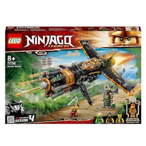 LEGO Ninjago: Boulder Blaster (71736)