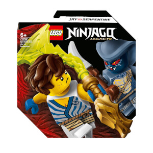 LEGO® NINJAGO®: Battle Set: Jay vs. Serpentine (71732)