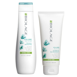 Biolage VolumeBloom Volumising Shampoo (250ml) and Conditioner (200ml) Duo Set for Fine Hair