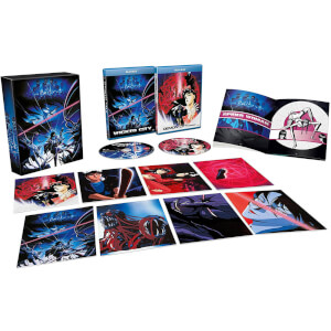 Wicked City and Demon City Shinjuku - Limited Edition Box Set + 60-page Booklet
