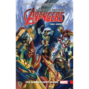 Marvel All New All Different Avengers 01: Magnificent Seven Graphic Novel Paperback