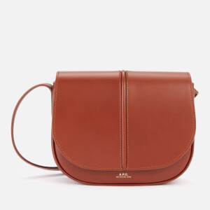 A.P.C. Women's Betty Shoulder Bag - Hazelnut