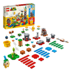 LEGO Super Mario Master Your Adventure Maker Set (71380)