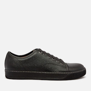 Lanvin Men's Dbb1 Trainers - Black