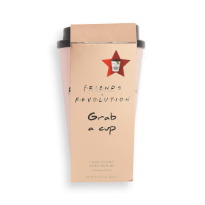 Makeup Revolution X Friends Espresso Body Scrub