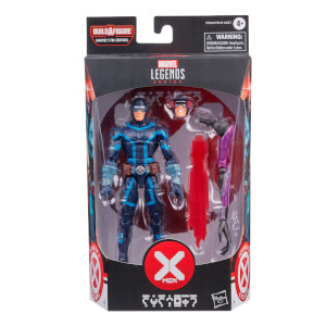 Figurine d'Action X-Men Cyclops - Hasbro Marvel Legends Series