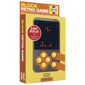 Franzis Haynes Build Your Own Block Retro Game