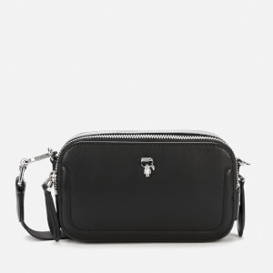 Karl Lagerfeld Women's K/Ikonik 3D Pin Camera Bag - Black