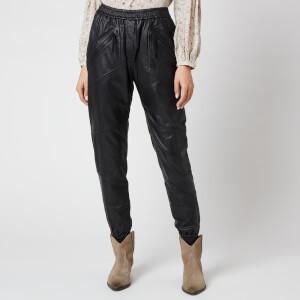 Munthe Women's Solona Trousers - Black