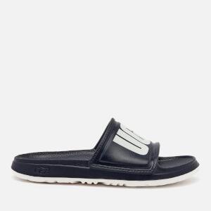UGG Men's Wilcox Slide Sandals - Dark Sapphire