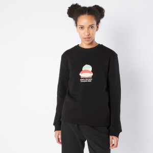 South Park Je vous emmerde - Sweatshirt - Noir